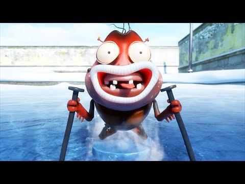 larva---ice-skating- -cartoons- -comics- -larva-cartoon- -larva-official
