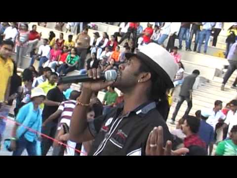 Arrow Star Live In Jordan-Rashan Gee Mela 2014 part-01