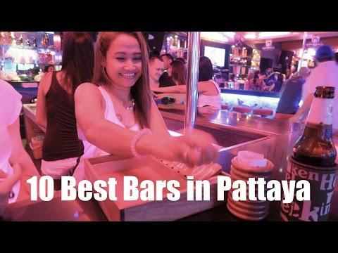 Top 10 Pattaya Bars