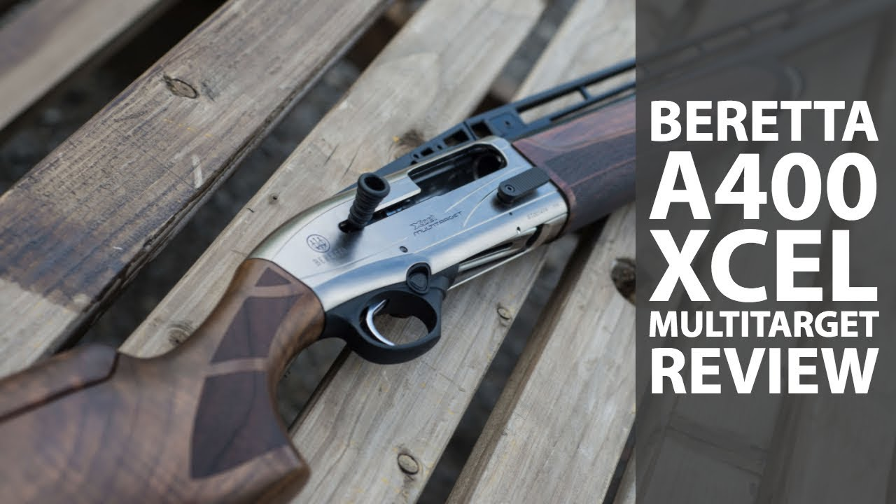 All-Around Shotguns for Clay Target Sports – Fowler Shotgunning