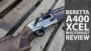 Gun Shorts - Beretta A400 Multi Target shotgun review