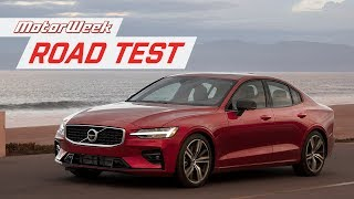 2019 Volvo S60 | Road Test