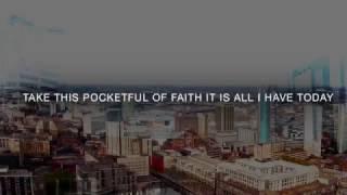 Tim Hughes - Pocketful Of Faith: (Official Lyric Video) POCKETFUL OF FAITH