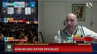 Carlos Pagni analiza el resultado de las PASO (antes de los números oficiales)