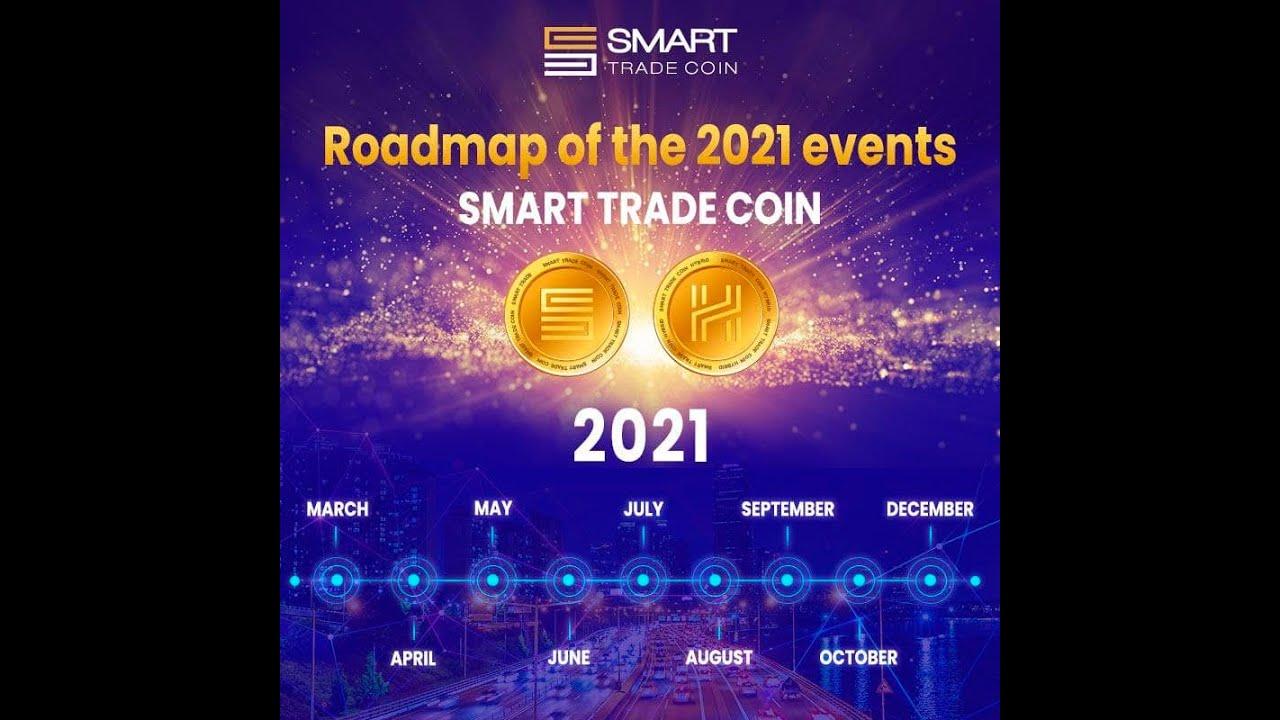Smart Trade Coin перспективы на 2021