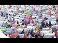 SEAT 600 - 60th Anniversary Guinness World Record (Spanish)