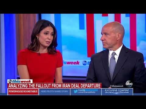 ABC's Matt Dowd wrongly calls Iran nuclear deal a 'treaty'
