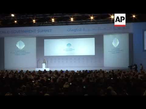 Modi praises Dubai development at World Government Summit