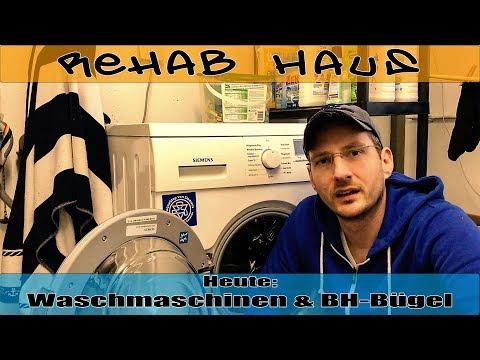 3 Tipps wie du BH-Bügel und Socken aus der Waschmaschine raus bekommst | Rehab Haus thumbnail