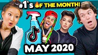 Baixar Adults React To #1 Viral Trends In May 2020 (TikTok Pee Your Pants, Wipe It Down, 6ix9ine - Gooba)