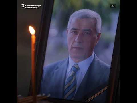 Slain Ethnic-Serb Leader In Kosovo Laid To Rest In Belgrade