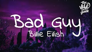 Baixar Billie Eilish - Bad Guy (Lyrics)