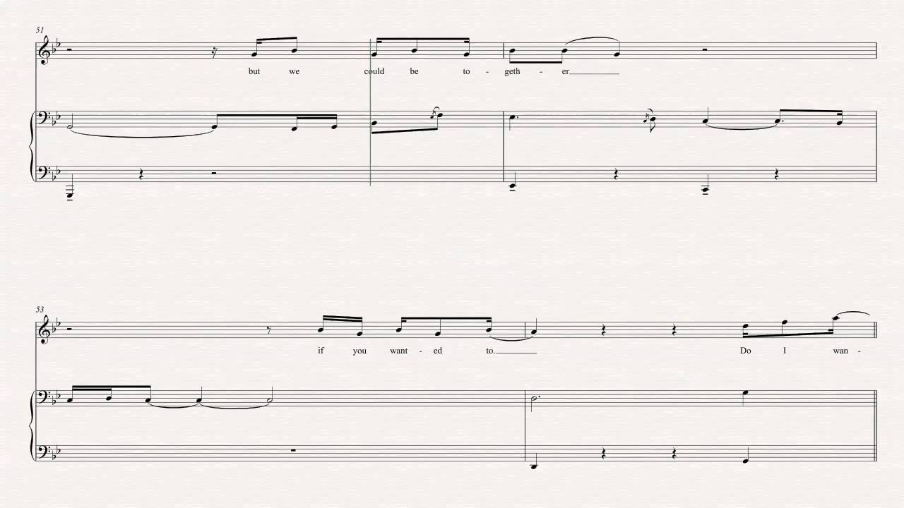 Piano Do I Wanna Know Arctic Monkeys Sheet Music Chords