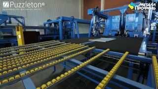 Фасадные панели(Производство фасадных кассет Puzzleton Металл Профиль Фасадные кассеты на официальном сайте компании: http://www.me..., 2015-10-20T08:47:41.000Z)