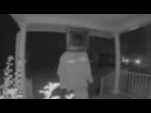 Lisa St. Regis - (Video) Man With TV on His Head Leaves Vintage TVs on Random Porches
