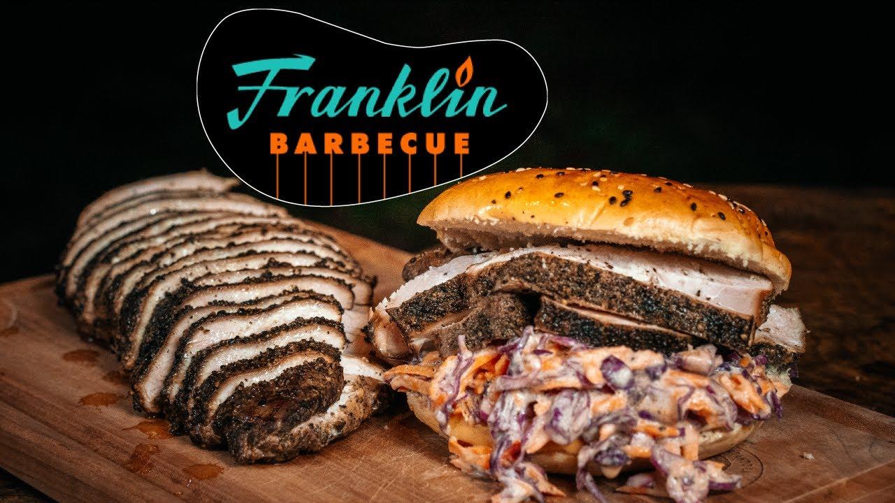 """Pavo estilo """"Franklin BBQ, Texas"""""""