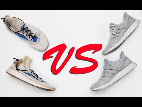 THE TRUTH: AW RUN VS ULTRABOOST 3.0 (WHICH BOOST SHOE IS BETTER)