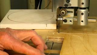 Awesome Band Saw Sled, Part 1
