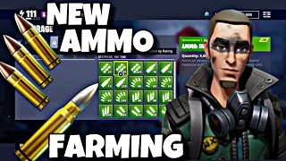 HOW TO GET TONS OF AMMO INSANELY FAST | FORTNITE SAVE THE WORLD