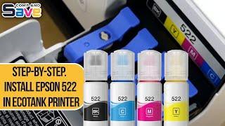 Epson EcoTank ET-2720 Printer …
