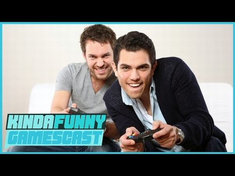 Gaming As A Grown Up - Kinda Funny Gamescast Ep. 114 (Pt. 1)