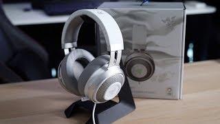 Razer Kraken 7.1 V2 Mercury White Edition - My most Gorgeous Headphones