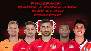 Facepack Bayer Leverkusen Pes 2020 PSP/PS2 [Yipy Flow]