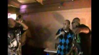 Locodrama performing at Metropolis in Mcallen. first 30 seconds its dark den u can see