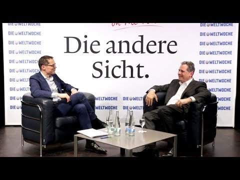 Weltwoche on the Road: Michael Haefliger & Roger Köppel