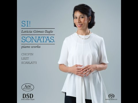 Leticia Gómez-Tagle New CD: Sí! Sonatas