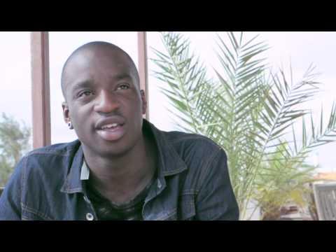 DIESEL+EDUN - Studio Africa talent: Yannick Ilunga / Petite Noir, musician