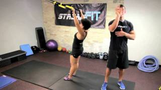 save your shoulders and improve posture with the trx shoulder raise series