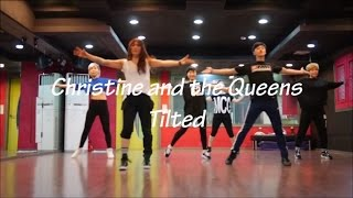 Christine and the Queens-Tilted Dance Practice Video