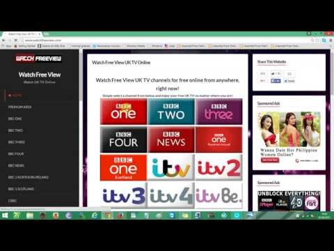 Watch BBC ONE And All British TV Channels For Free Online