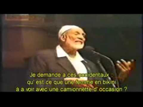video ahmed deedat francais