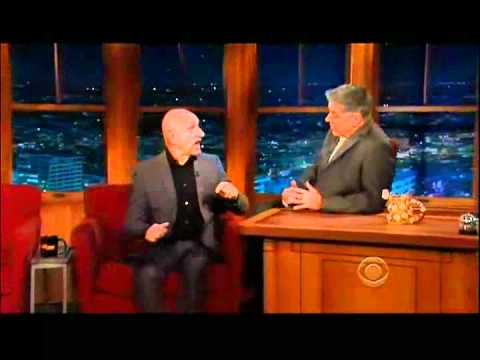 Craig Ferguson 12/13/11D Late Late Show Ben Kingsley