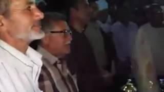 بالفيديو.. خالد أبو زهاد يحضر نهائى الدورة الرمضانية بدائرة جهينة