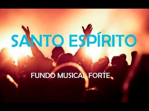 Fundo Musical Forte Para Oração, Pregação -  Santo Espirito (Holy Spirit) 2018 -  by Cicero Euclides