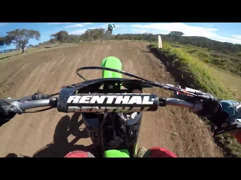 Hastings Valley Mx // Onboard Kx250f