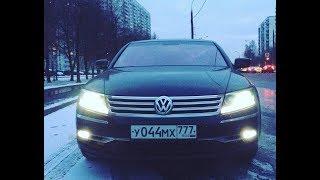 Самый убыточный Volkswagen!  Неискушенный Phaeton.