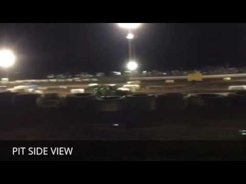 Doug Pitzer #22 MAIN EVENT 10/1/16 4-cyl bombers Paradise Speedway Maui