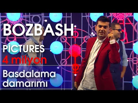 BOZBACH PİCTURES - Basdalama damarımı (Yeni il konserti 2018)