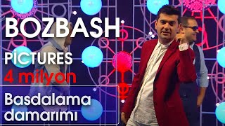 BOZBACH PİCTURES - Basdalama damarımı (Yeni il konserti 2018) mp3