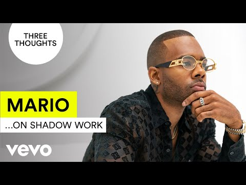 Mario - Three Thoughts...On Shadow Work