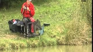 Pescando a inglesa con Bob Nudd