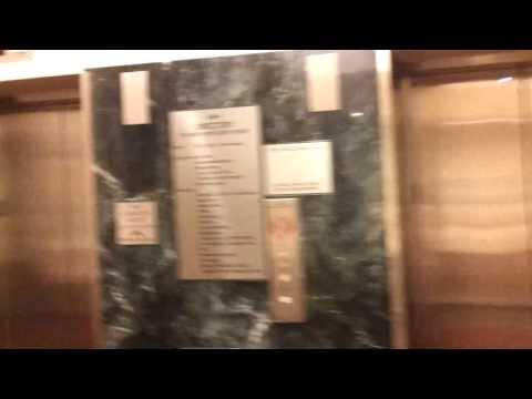 SchindlerHaughton Traction South Tower Elevators at Marriott Hotel, Houston George Bush Airport