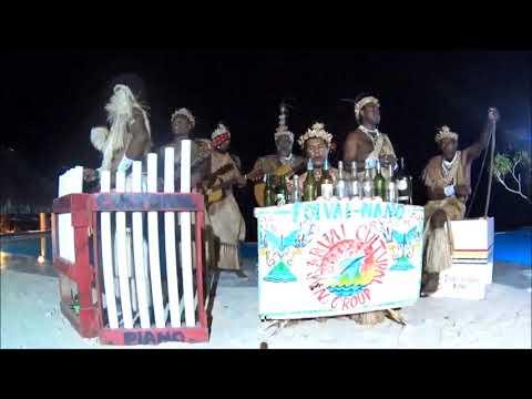 """AMOSEA ISLAND"" TEAM AT FUTUNA ISLAN CUSTOM MUSIC NO 3 VANUATU 2017"