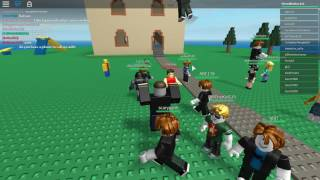ROBLOX-Natural Disaster Survival-Bizarre Deaths (part march 1)