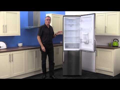 LG GBF539PVQWB Frost Free Fridge Freezer