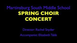 Download Video Martinsburg South Middle School SPRING CONCERT 2018 MP3 3GP MP4